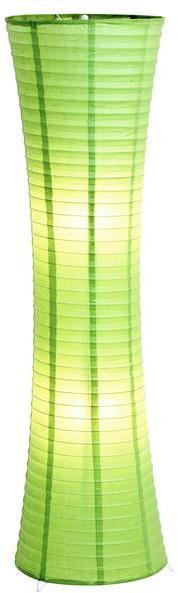 Stojaca lampa Lodda, zelená
