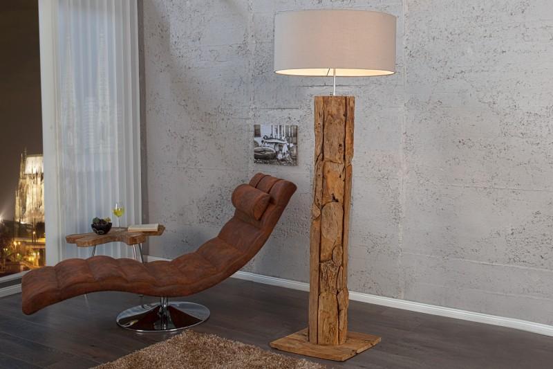 Stojaca lampa Roots výškovo nastaviteľná