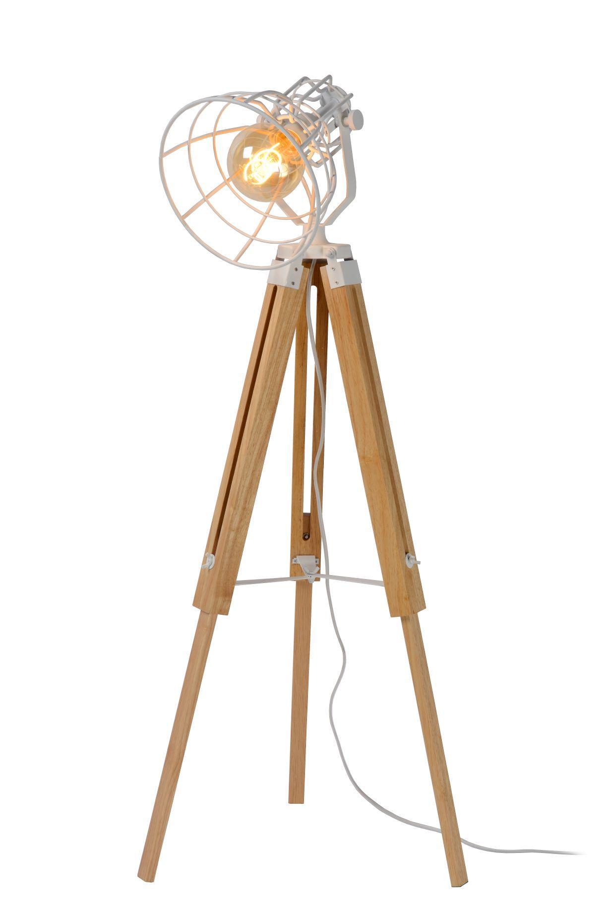 Stojacia lampa JOSHUA WHITE