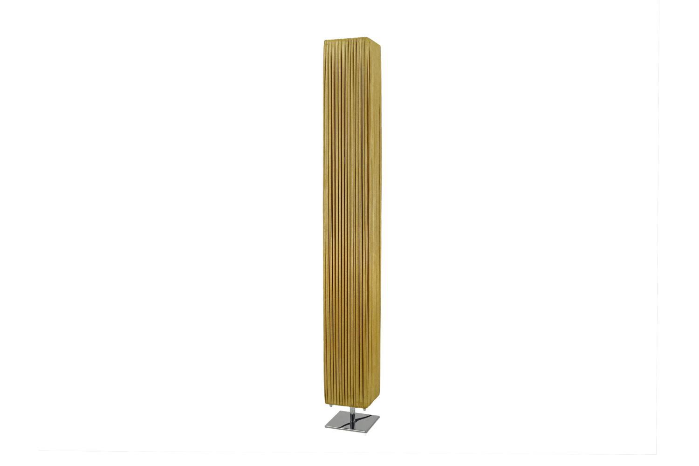 Stojanová lampa Laney 120 cm zlatá
