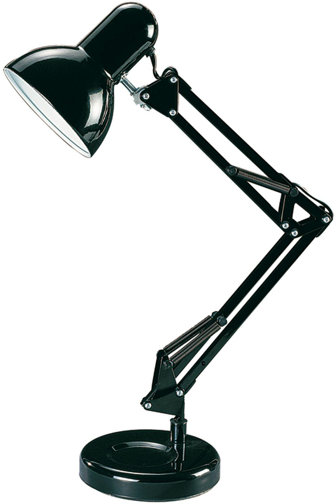 Stojanová lampa Samson 4212 (čierna)