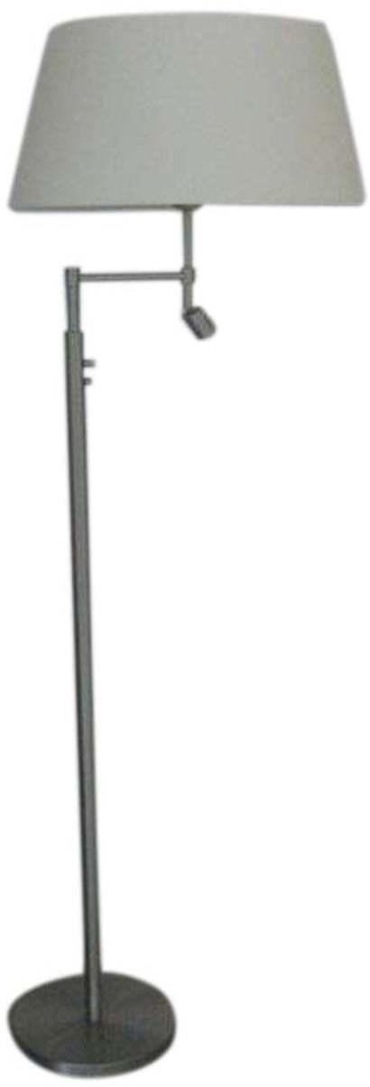 Stojanové svietidlo EGLO SANTANDER matný nikel 94946
