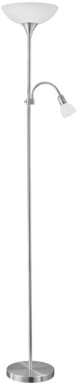 Stojanové svietidlo EGLO UP 2 matný nikel 82842