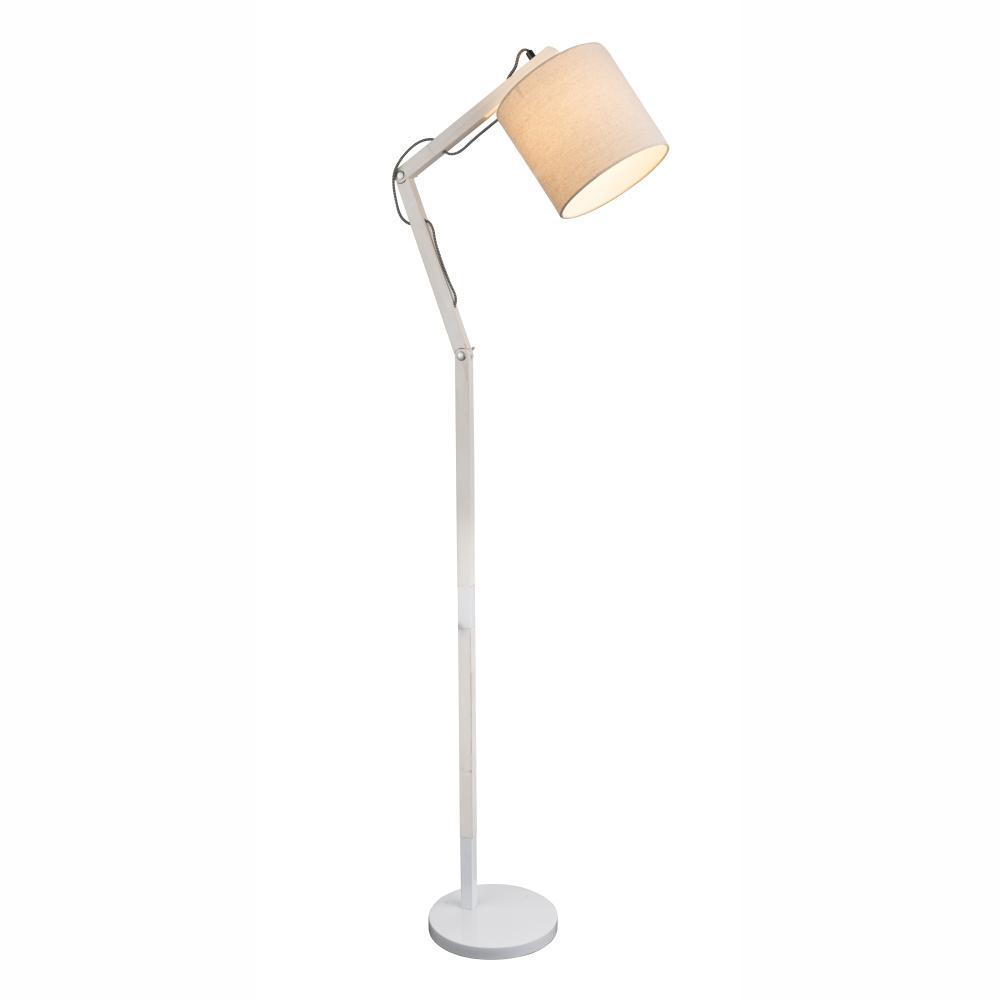 Stojanové svietidlo Mattis 21511S (klasické) (biela + béžová)