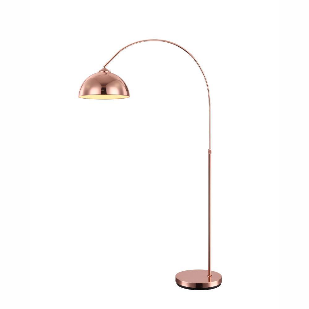 Stojanové svietidlo Newcastle 58227C (medená)