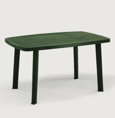 Stôl FARO zelený