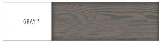 Stôl - masív ST102   180cm borovica Farba: Sivá