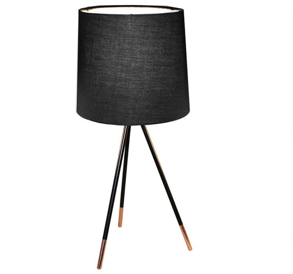 Stolná lampa, čierna, JADE TYP 4 8008-44A