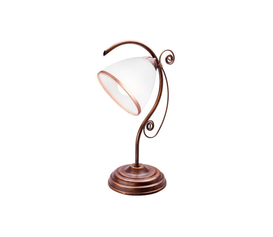 Stolná lampa RETRO II 1xE27/60W/230V