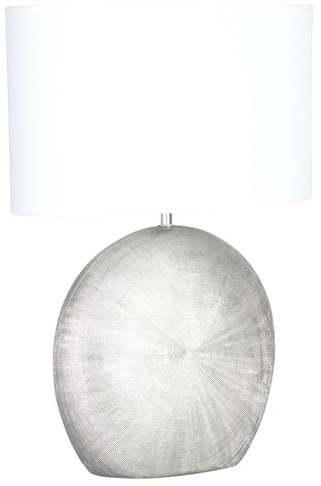 Stolové svietidlo WOFI Legend stříbrná A 845601706100