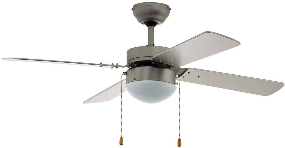 Stropné ventilátor EGLO GELSINA s osvetlením 35041