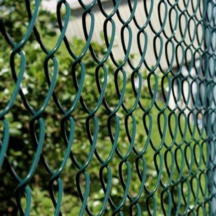 Štvorhranné pletivo Strong zelené Výška pletiva: 100cm