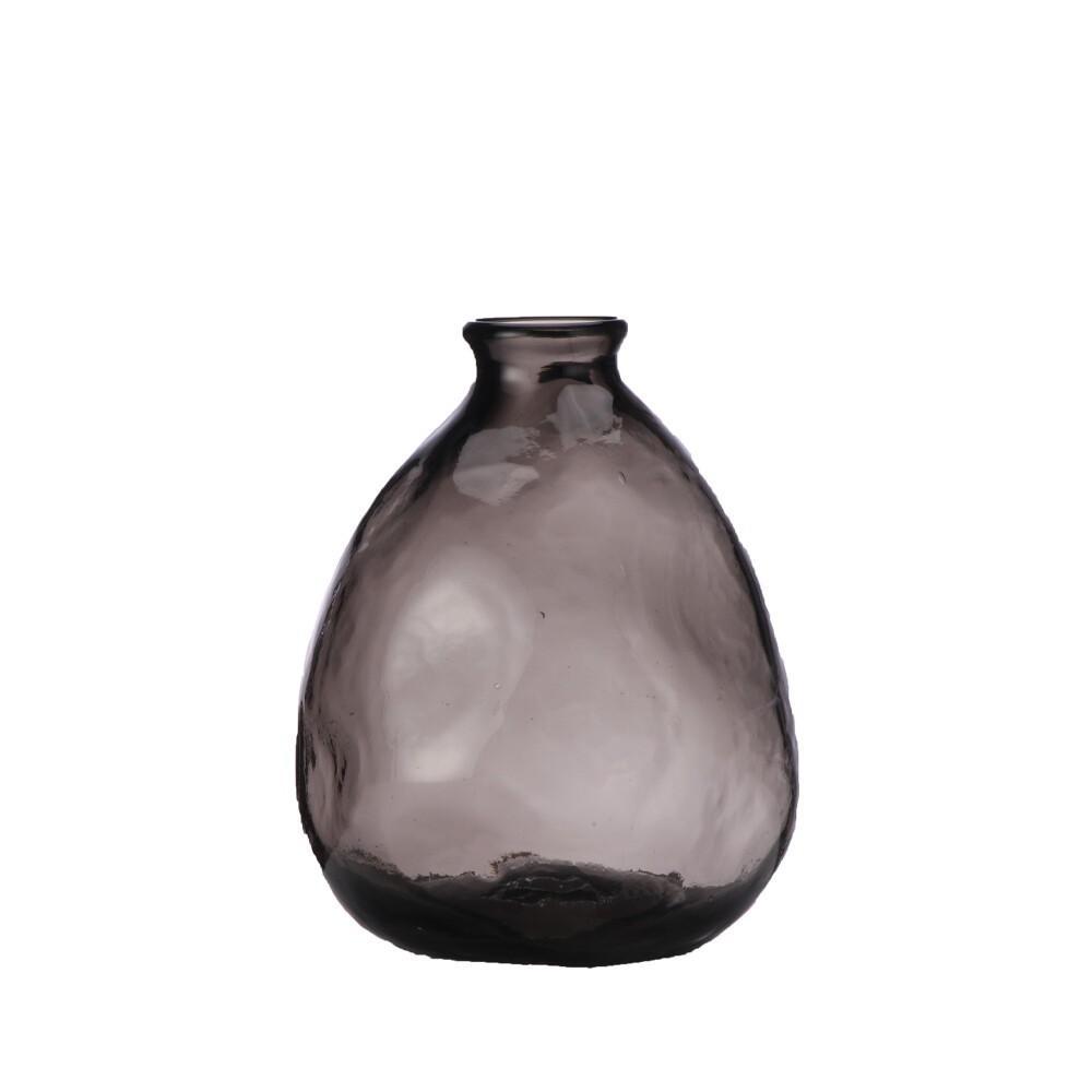 Svotle sivá váza Evelyne - 16*16*19cm
