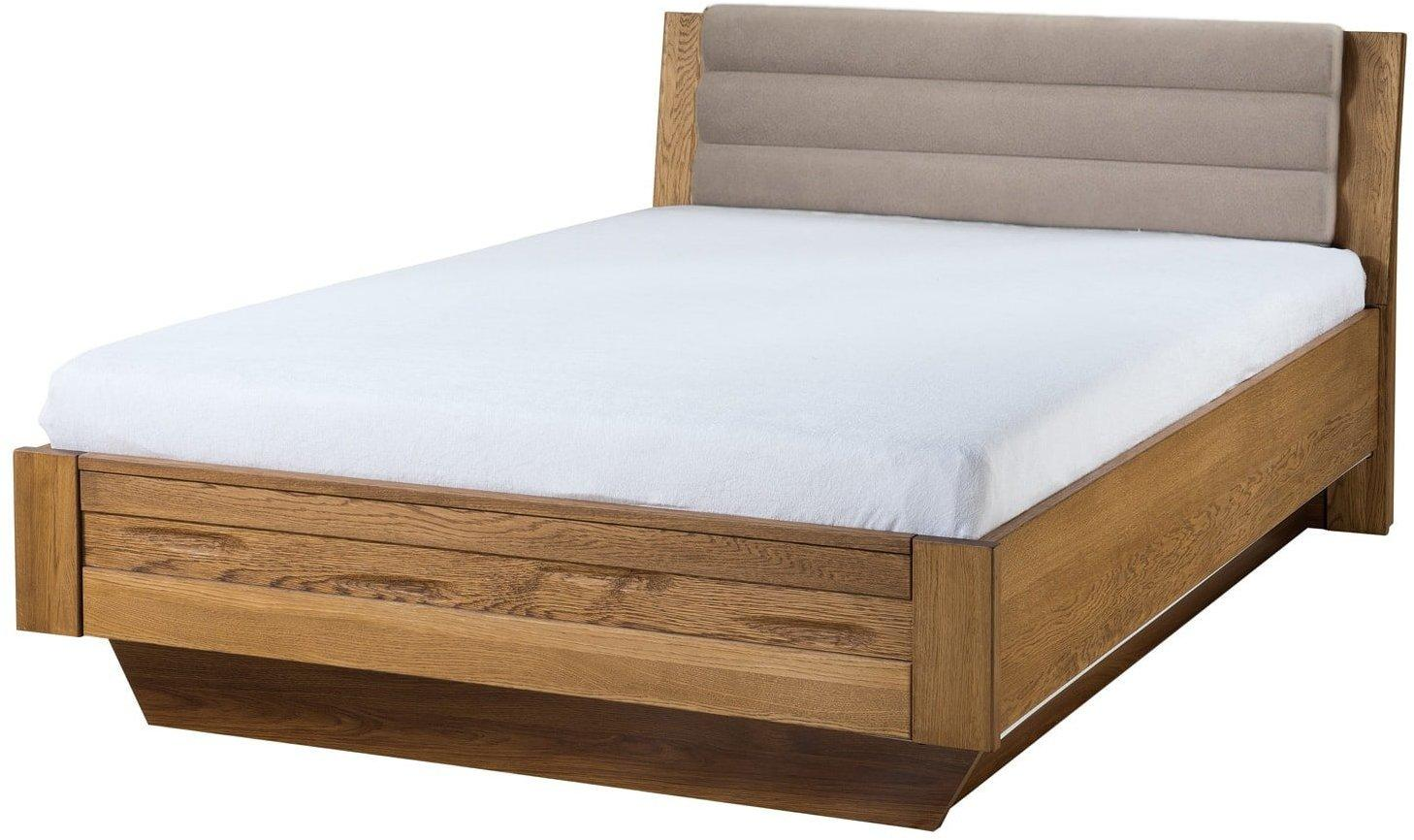 Szynaka Manželská posteľ Velvet 74 Farba: Latte