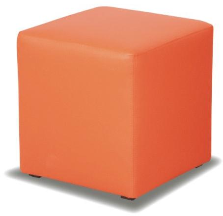Taburetka Kimpton (oranžová)