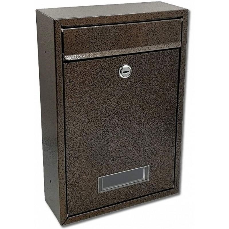 TECH poštová schránka, Medený antik