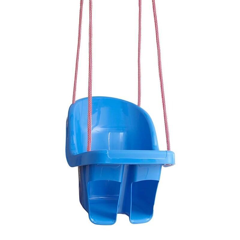 TEGA - Detská závesná hojdačka modrá