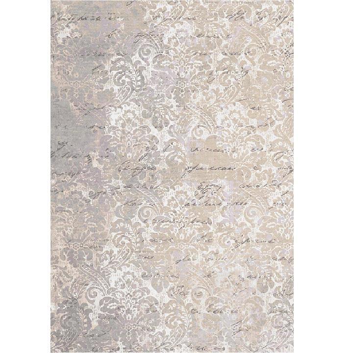 KONDELA Balin koberec 120x180 cm béžová / vzor