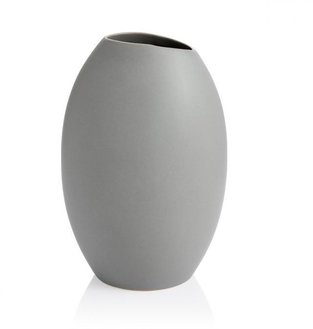 Tescoma FANCY HOME Stones 907954.43 Váza FANCY HOME Stones 23 cm, šedá