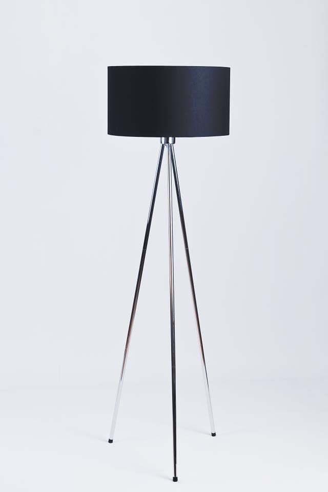 Textilné svietidlo AZZARDO FINN black   AZ1039
