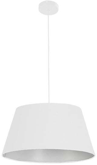 Textilné svietidlo AZZARDO OLAV pendant white AZ1391