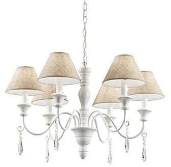 Textilné svietidlo IDEAL LUX Provence SP6 003399