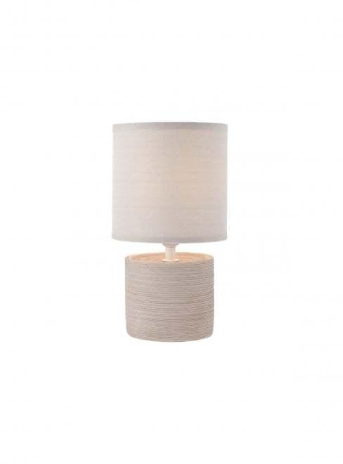 Textilné svietidlo REDO CILLY VE 1X28W E14  BROWN 01-1372