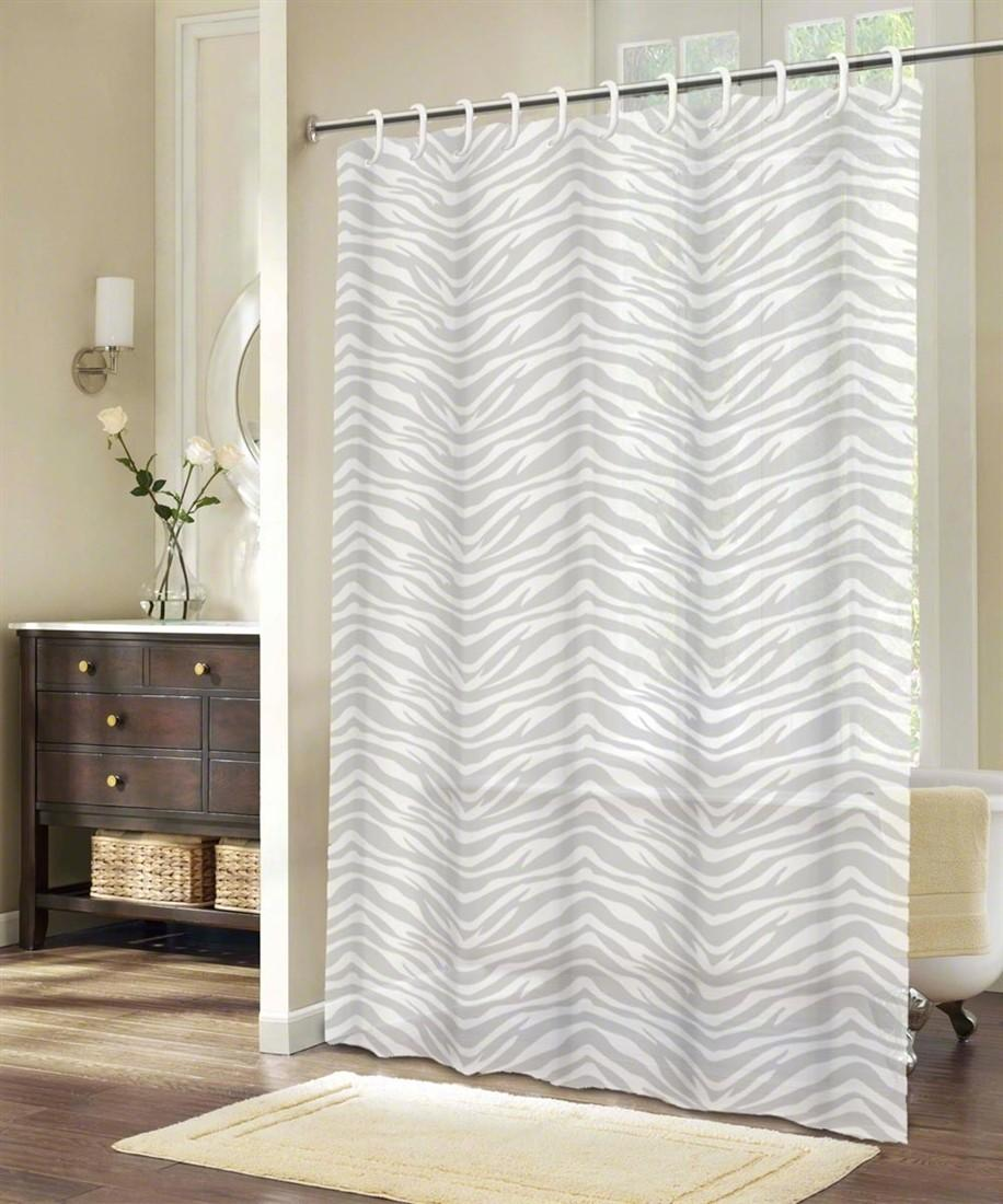Textilný sprchový záves PE1056A 150x200, 180x200 - 180x200