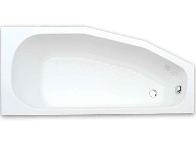 TGB Plast Capri vaňa 160x75 - Lavá