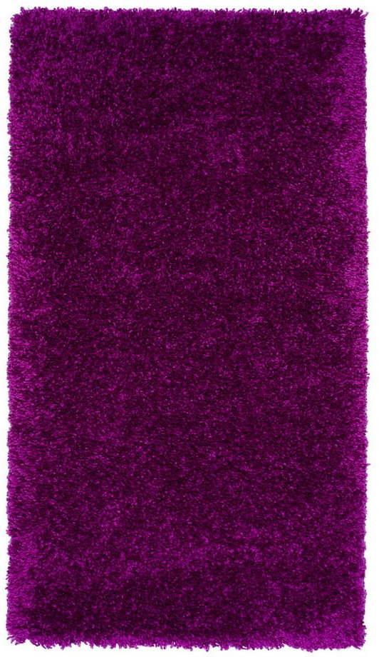 Tmavofialový koberec Universal Aqua, 125 x 67 cm