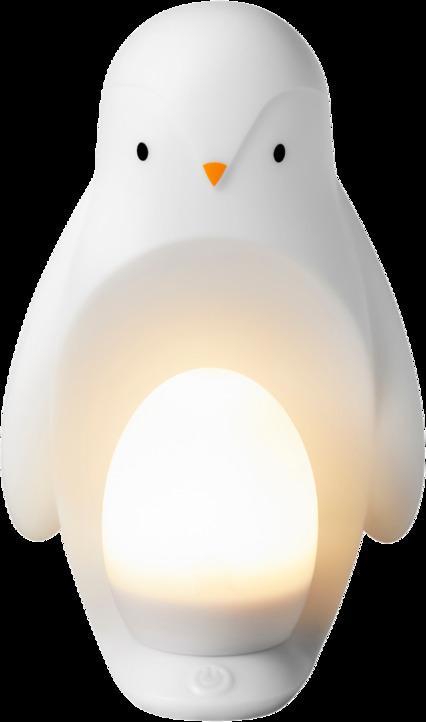 TOMMEE TIPPEE - Nočné svetlo 2v1 tučniak