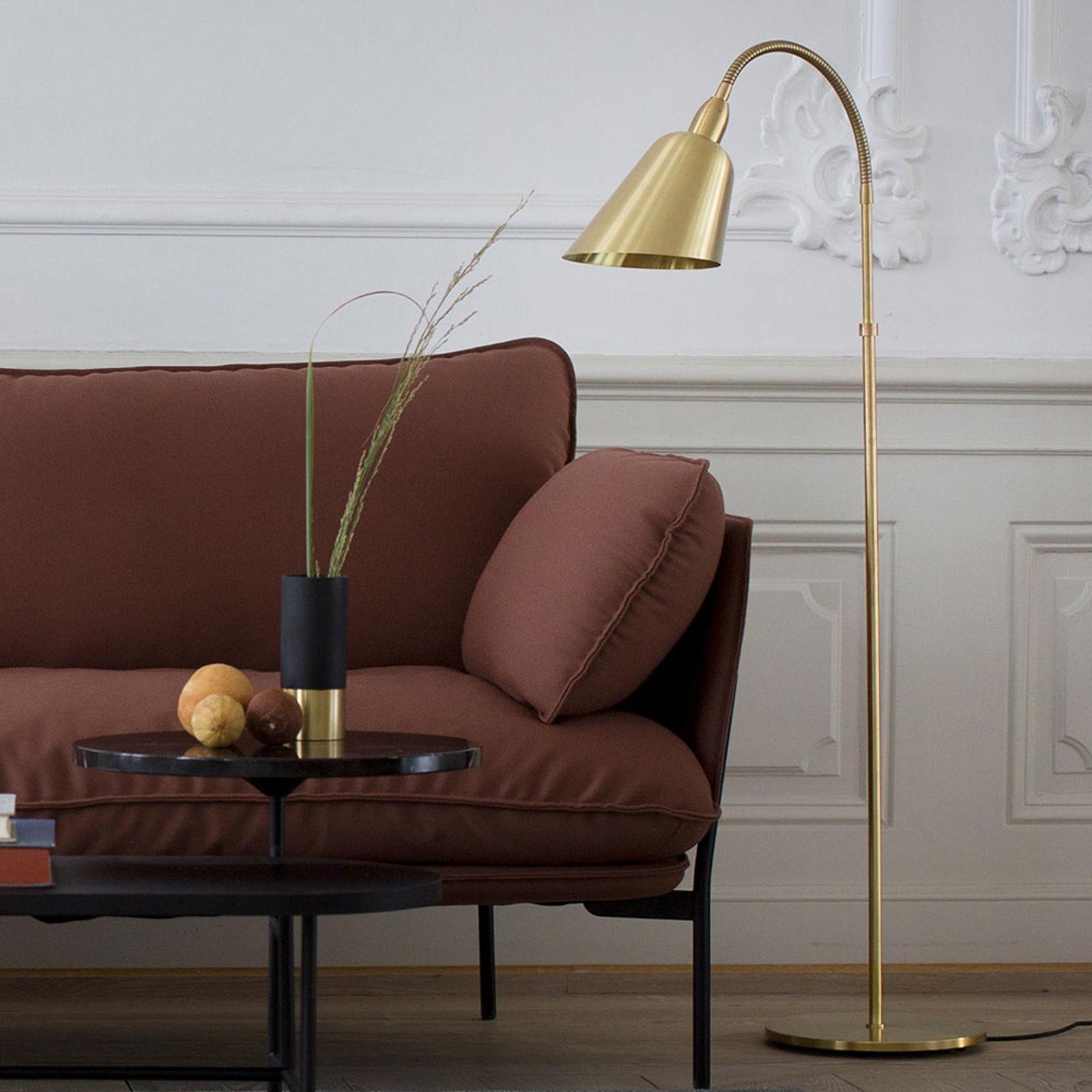 &TRADITION &Tradition Bellevue AJ7 stojaca lampa, mosadz