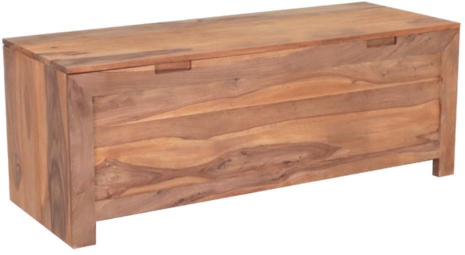 Truhlica Tara 120x45x45 indický masív palisander - Only stain