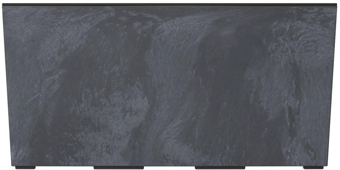 Truhlík CORBI betonový efekt antracit