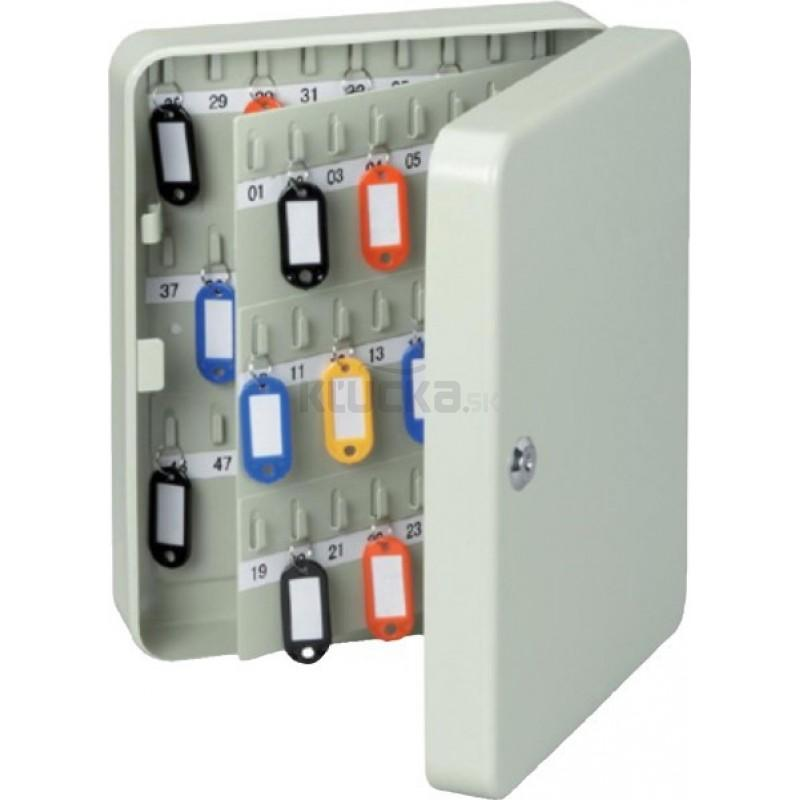 TSB schránka na kľúče, 48. kľúčov