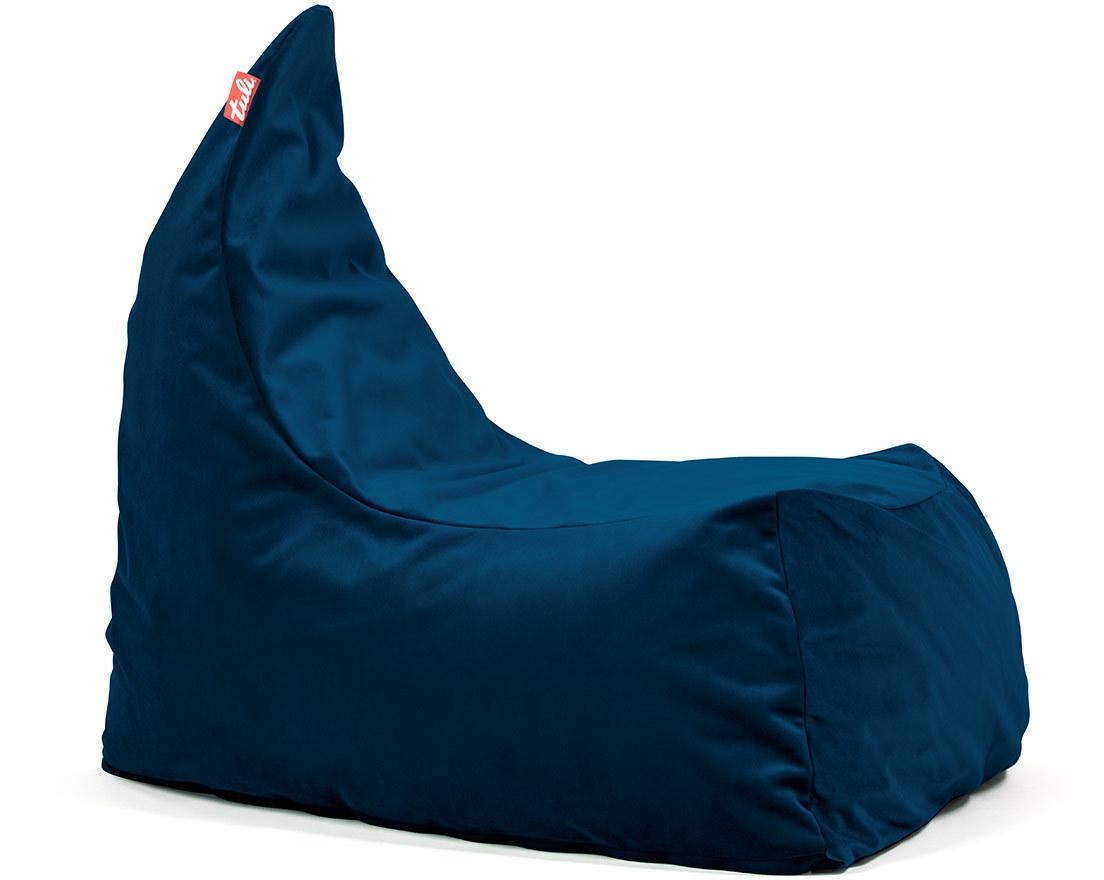 Tuli Kanoe Snímateľný poťah - Zamat Kráľovská modrá