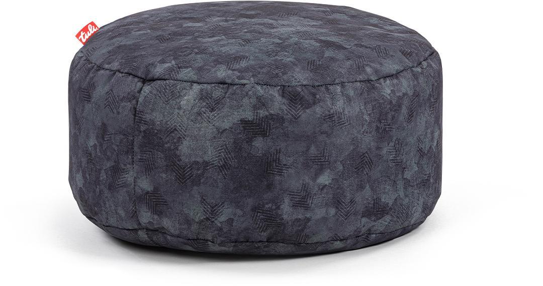 Tuli Puf Nesnímateľný poťah - Polyester Vzor Woodland Grey