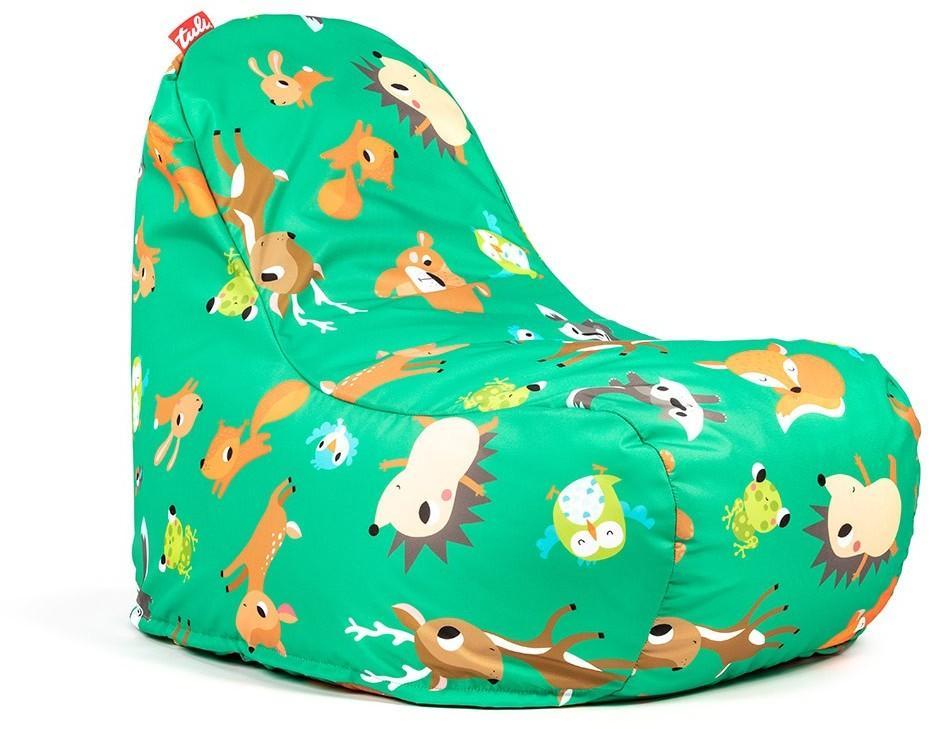 Tuli Relax Snímateľný poťah - Polyester Vzor Lesné zvieratká