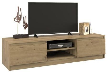 TV stolík LCD 140 cm dub artisan