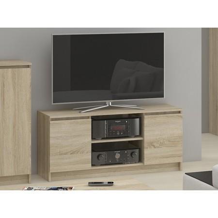 TV stolík RTV K140 dub sonoma