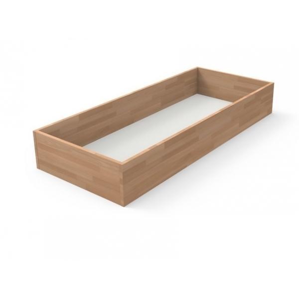 Úložné priestory pre výklop Veľkosť: 200 x 170 cm, Materiál: BUK morenie čerešňa