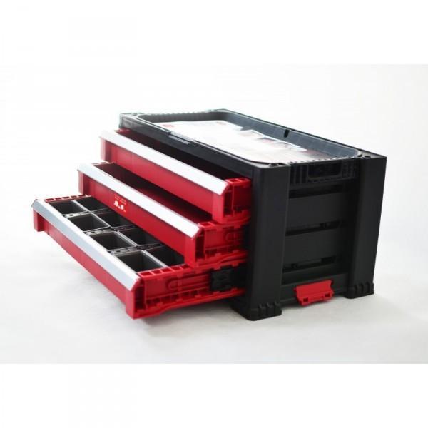 Úložný box na náradie KETER - 3 zásuvky