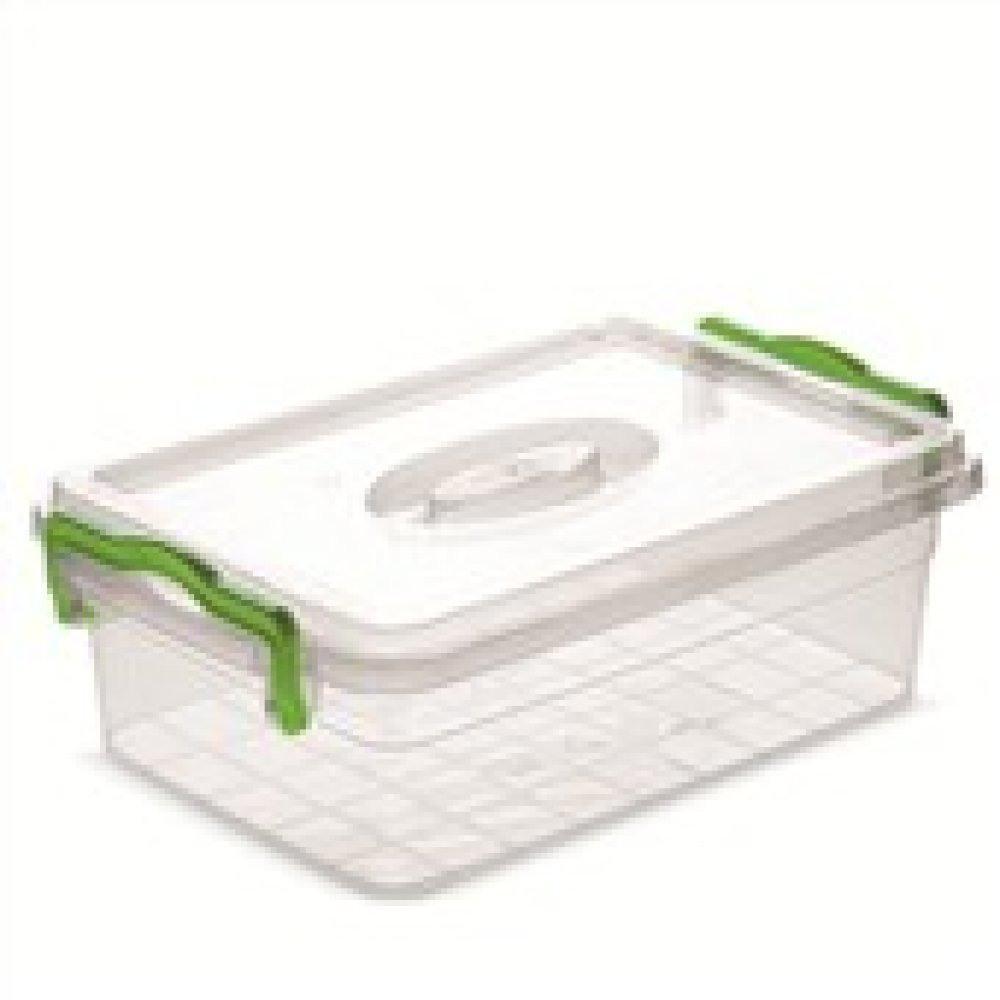 Úložný box s vekom 3,3 L