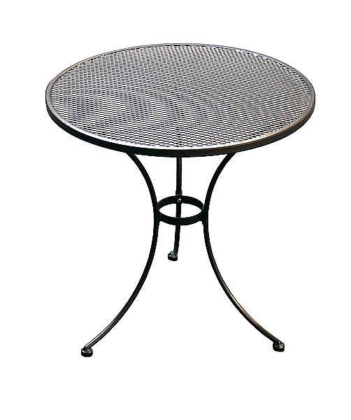 Unikov Kovový stôl guľatý ø 70 cm