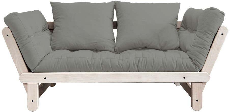 Variabilná pohovka Karup Design Beat Natural Clear/Grey