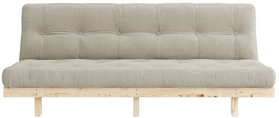 Variabilná pohovka Karup Design Lean Raw Linen