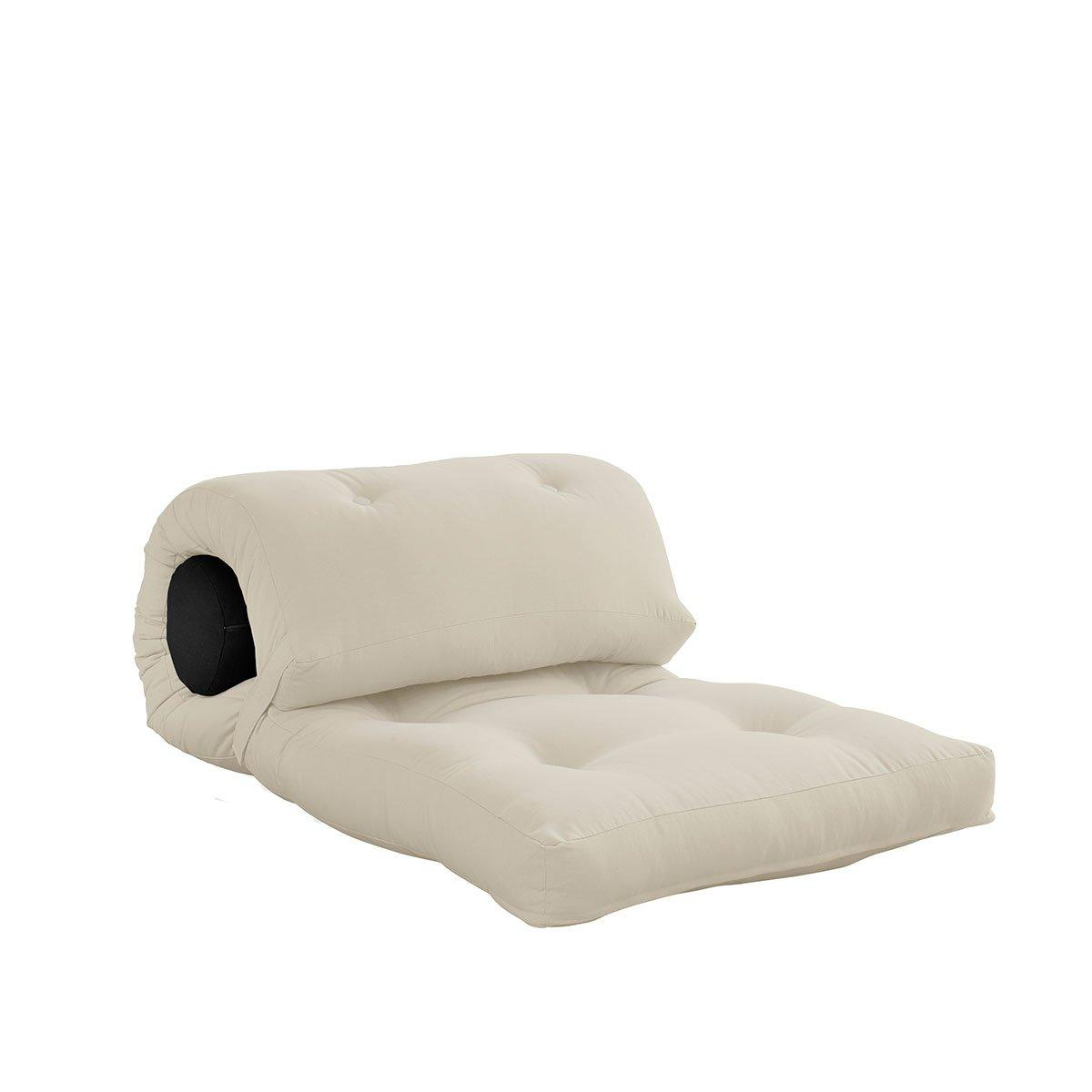 Variabilný matrac Wrap – Beige/Dark Grey