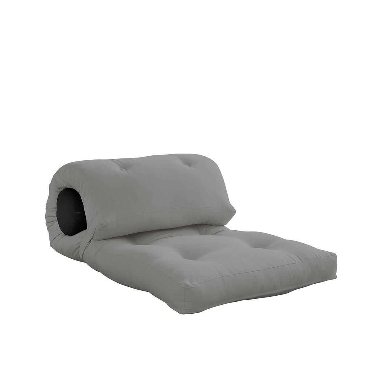 Variabilný matrac Wrap – Grey/Dark Grey