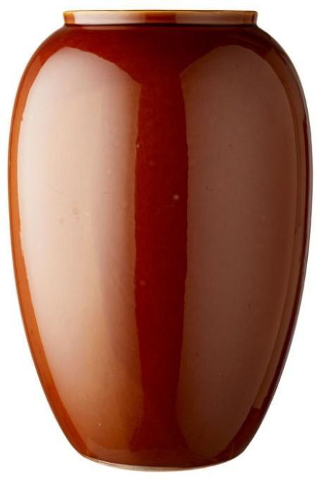 Váza   50 cm Amber | žlutá