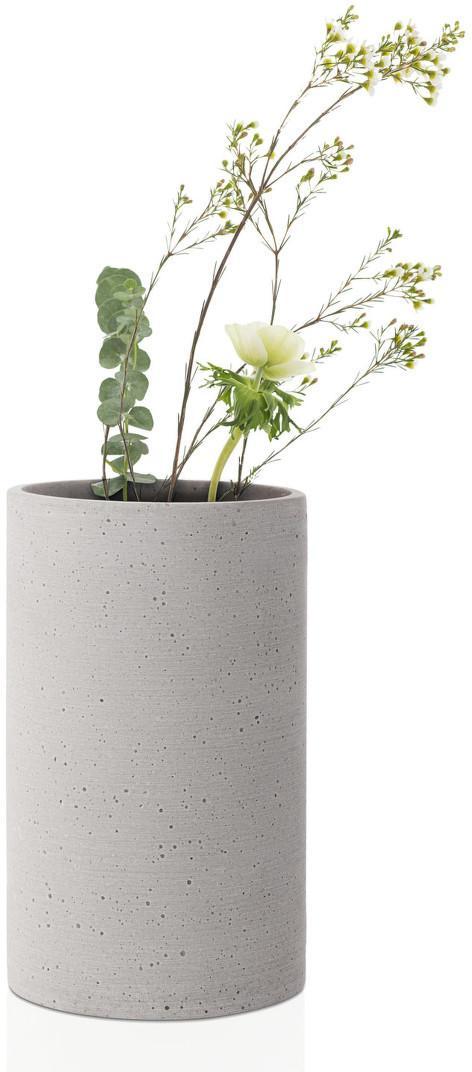 Váza Coluna velikost S světle šedá BLOMUS